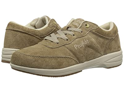 Propet Washable Walker Medicare/HCPCS Code = A5500 Diabetic Shoe (SR Taupe) Women