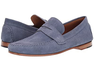 Bruno Magli Riva (Light Blue) Men