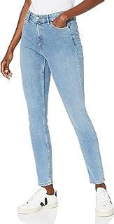 MERAKI Jeans Skinny a Vita Alta Donna