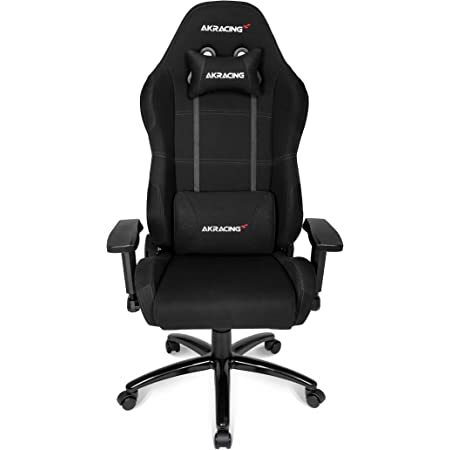 AKRacing Core Series EX Gaming Chair, Black