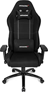 AKRacing Core Series EX Gaming Chair, Black