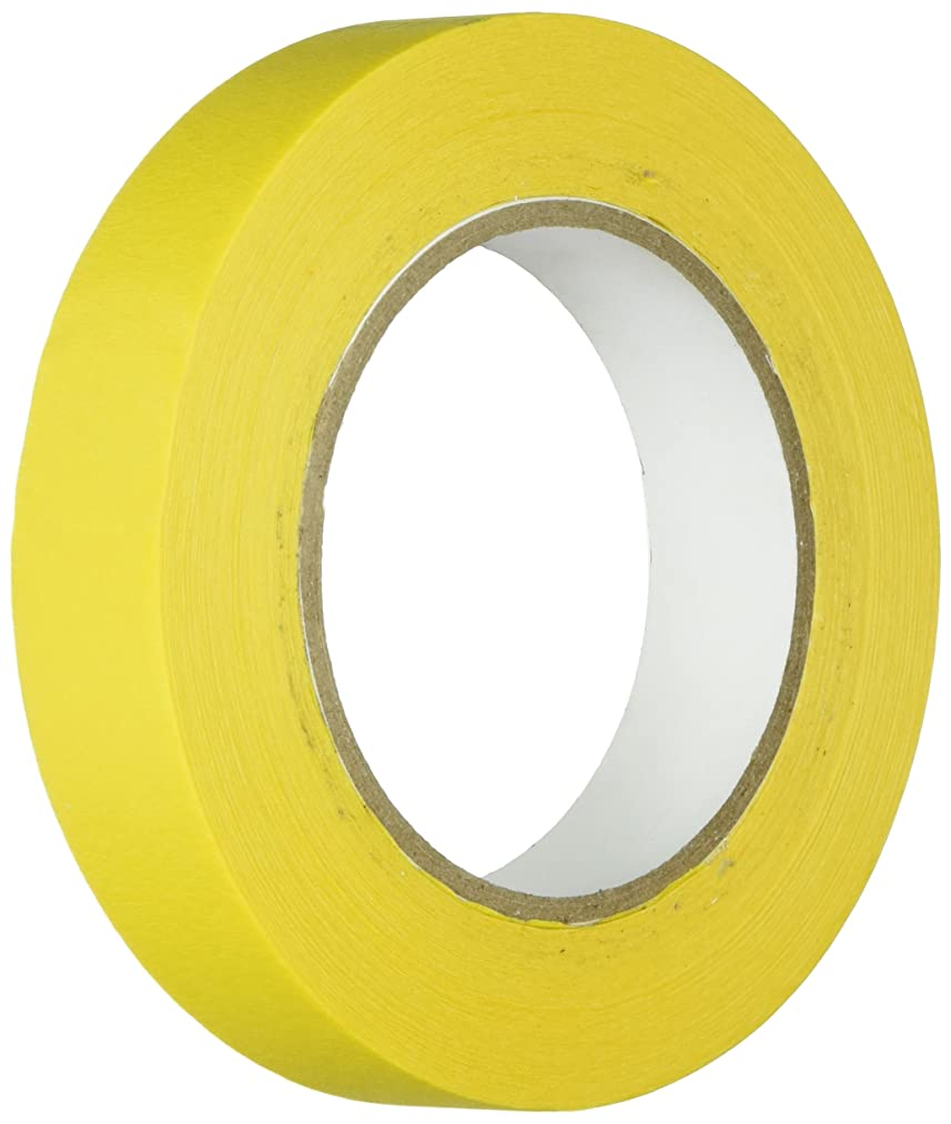 Chenille Kraft AC4854 Self-Adhesive Colored Masking Tape with 3