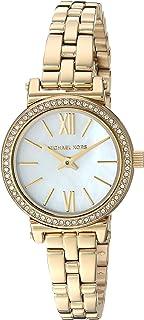 Michael Kors Women's MK3833 Analog Quartz Gold Watch
