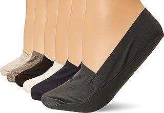Calcetines Cortos, BONKEEY Calcetines Invisibles, Calcetines Antideslizantes para el Tobillo, Calcetines Bajos de Algodón ...