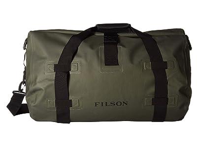 Filson Dry Medium Duffel (Green) Duffel Bags