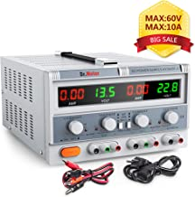 Best 60v 5a dc power supply Reviews