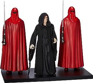 Kotobukiya Star Wars Emperor Palpatine Royal and Guard 3 Pack Artfx+ Statue