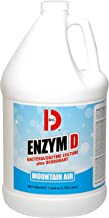 Big D 1510 Enzym D Digester Deodorant, Mountain Air Fragrance, 1 Gallon (Pack of 4) - Breaks Down Organic Waste and Destroys Odors - Ideal for use on Urine in restrooms and Carpets
