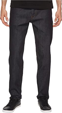 The Unbranded Brand - Relaxed Tapered Fit in 11oz Indigo Stretch Selvedge