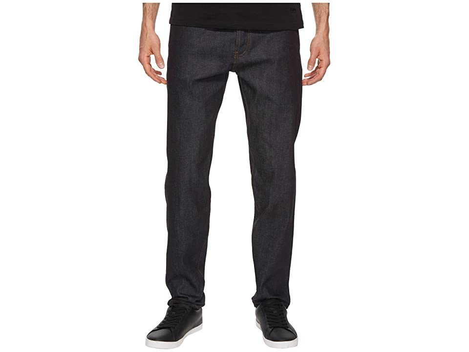 The Unbranded Brand - The Unbranded Brand Relaxed Tapered Fit in 11oz Indigo Stretch Selvedge