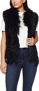 LaVida LA8252-1 Lapin Vest, Black