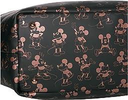 Metallic Mickey Mouse