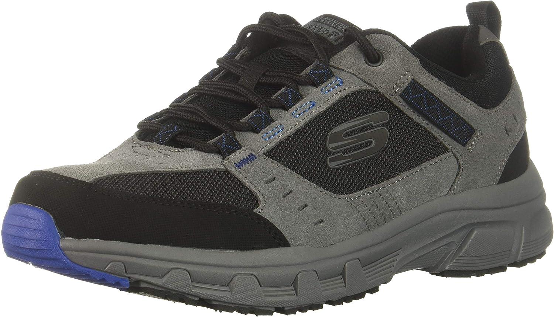 Skechers - Oak Canyon Herren, Grau (Charcoal/schwarz), 38 EU EU EU D(M) B07CD1QXDM  65b90c