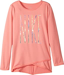 Nike Kids - Dri-Fit Sport Essentials Tunic (Little Kids)