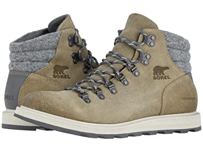 SOREL Madson Hiker Waterproof (Oatmeal/Quarry) Men
