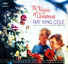 Audio CD. Magic of Christmas. Nat King Cole. Orchestra and Chorus conducted by Ralph Carmichael. (SW1444)