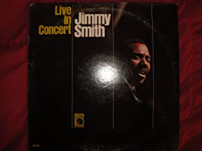 Live in Concert; The Incredible Jimmy Smith, Metro M-568 LP Album