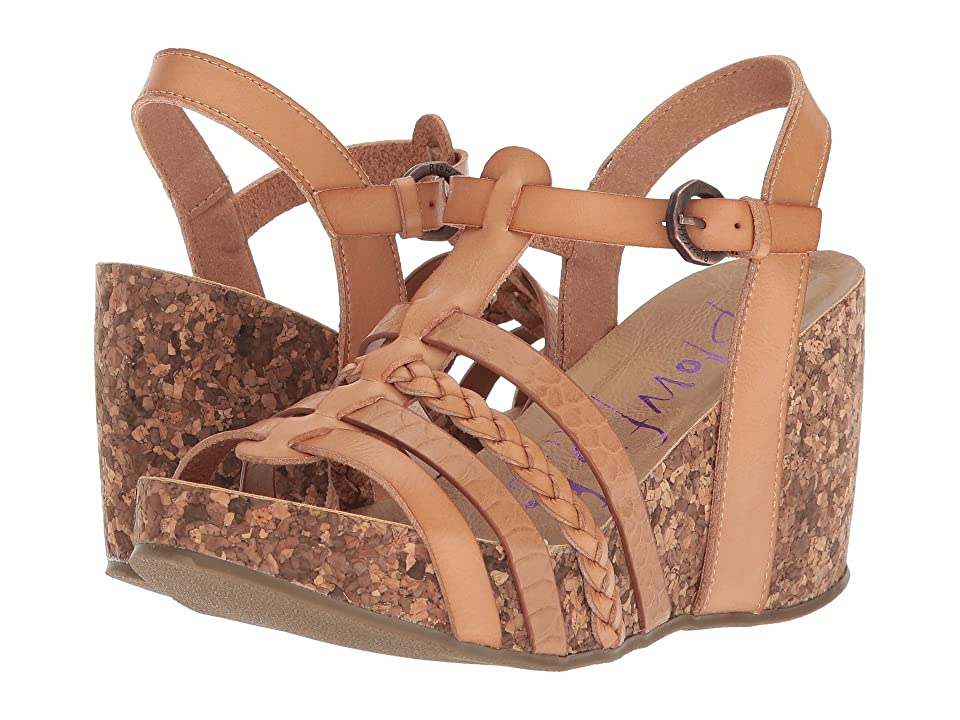 Blowfish Humble-C (Nude Die Cut/Hypno Snake PU) Women