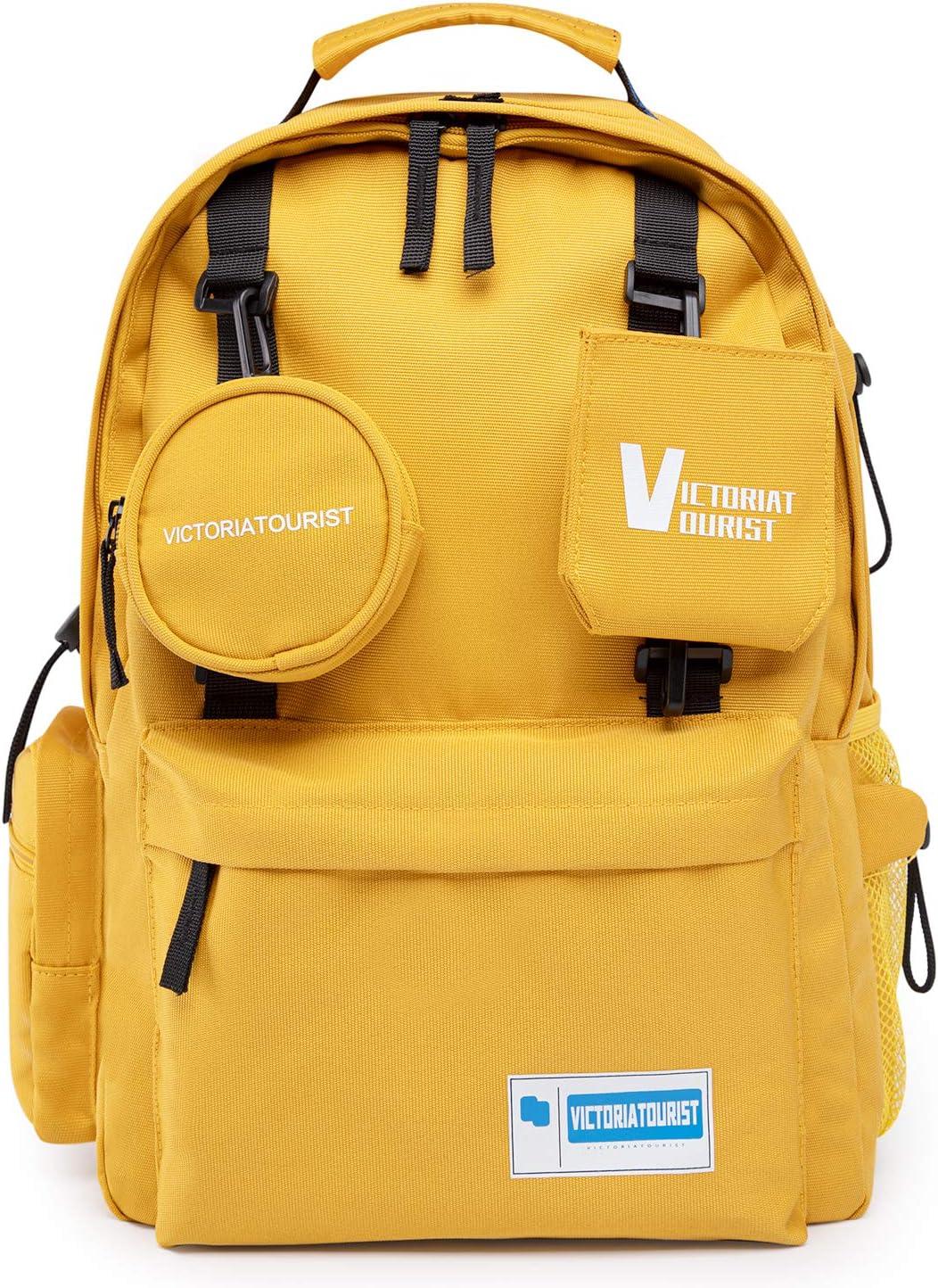 Laptop Backpack for Women Men, 14-15 Inch Water Resistant Colleg