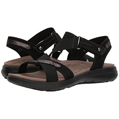 Earth Bali (Black Soft Buck) Women