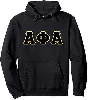 alpha phi alpha hoodie