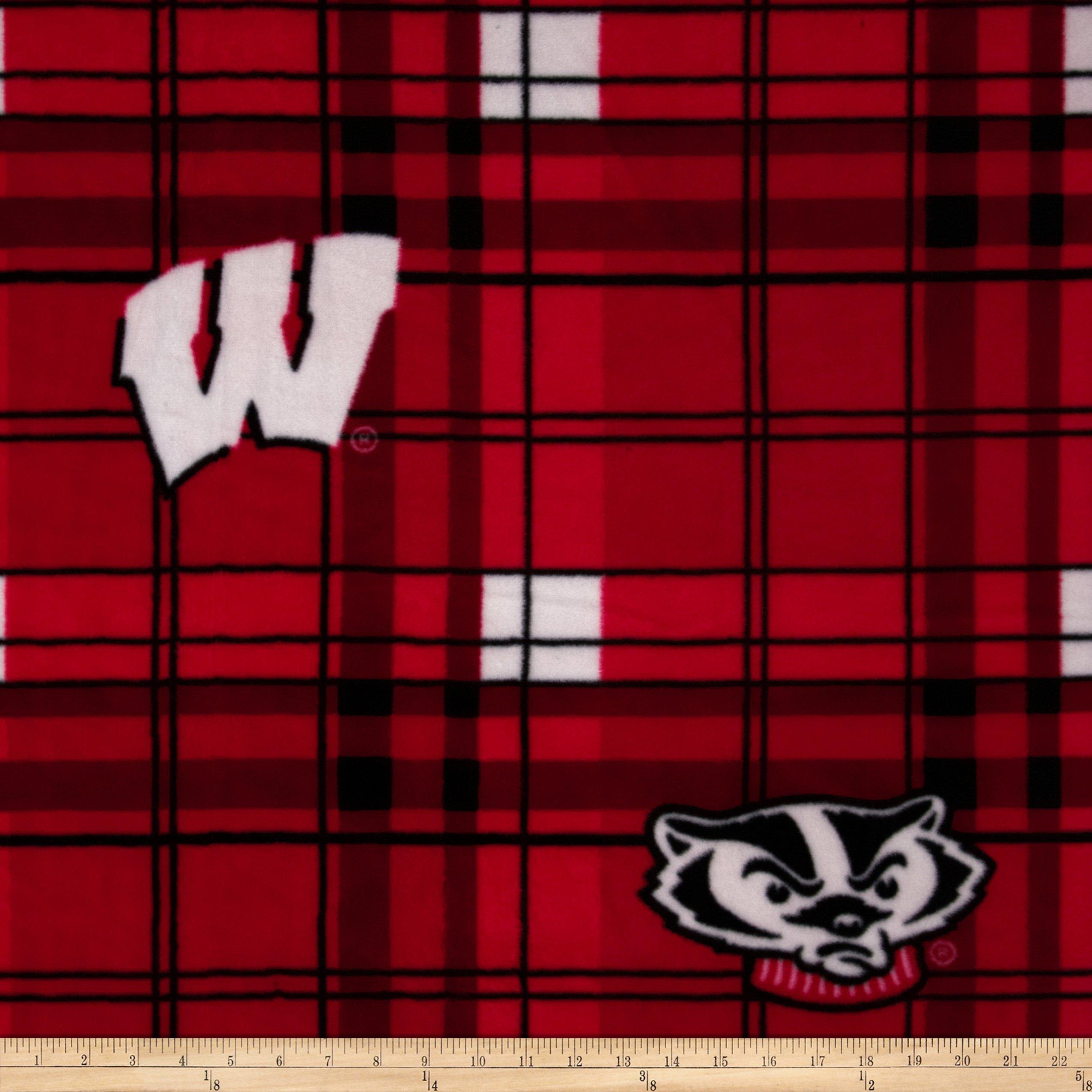 Sykel EnterprisesCollegiate Fleece University of Wisconsin Multi