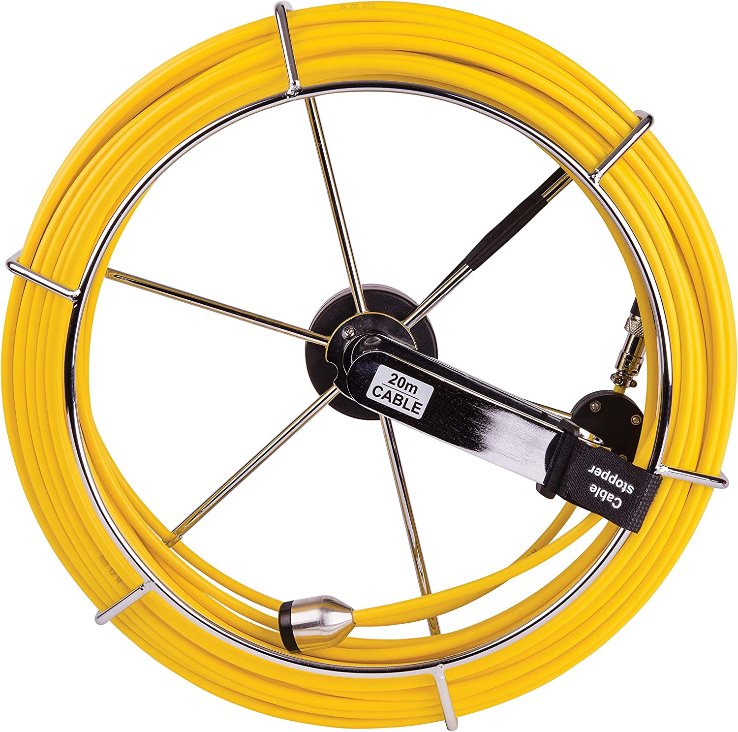 REED Instruments R9000-20M Directly managed store Replacement 65.6' 20m Cable Indianapolis Mall