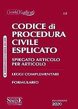 Permalink to Codice di procedura civile esplicato. Spiegato articolo per articolo. Leggi complementari. Formulario PDF
