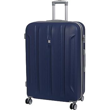 IT Luggage Proteus 8 roues Expander moyen valise rouge 71 cm serrure TSA