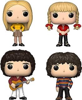 Funko TV: Pop! The Brady Bunch コレクターズセット - Marcia Brady、シンディ・ブレイディ、グレッグ・ブレイディ、ピーター・ブレイディの玩具