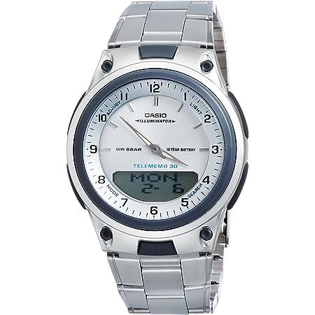 [カシオ] 腕時計 スタンダード AW-80D-7AJF シルバー