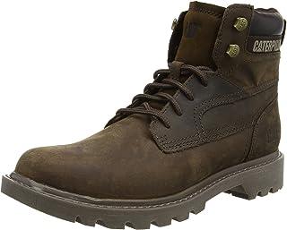 1a720b76f54 Cat Footwear Bridgeport - Botas Chukka de Cuero Hombre