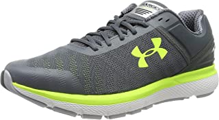 Under Armour Mens Charged Europa 2 Lace Up Sports Running Active Trainers Shoes