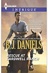 Rescue at Cardwell Ranch (Cardwell Cousins Book 2) Kindle Edition