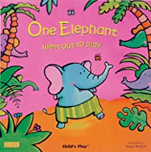 One Elephant Went Out to Play (Classic Books With Holes) (Books with Holes (Board Books))