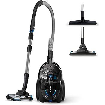Philips fc9741/09 Power Pro Expert – Aspiradora sin bolsa, 2 L, 650 W, color negro: Amazon.es: Hogar