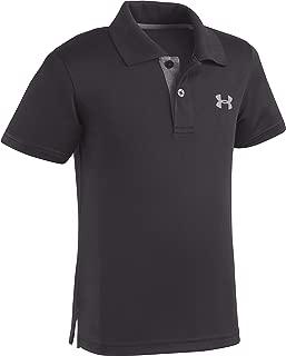 Boys' Ua Logo Short Sleeve Polo