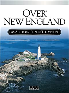 Over New England