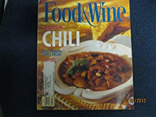 Food and Wine Magazine (March 1994)