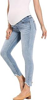 Women's Maternity Jeans Underbelly Skinny Jeggings Cute...