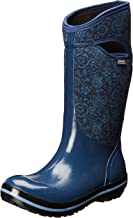 BOGS Women's Plimsoll Quilted Floral Tall-W