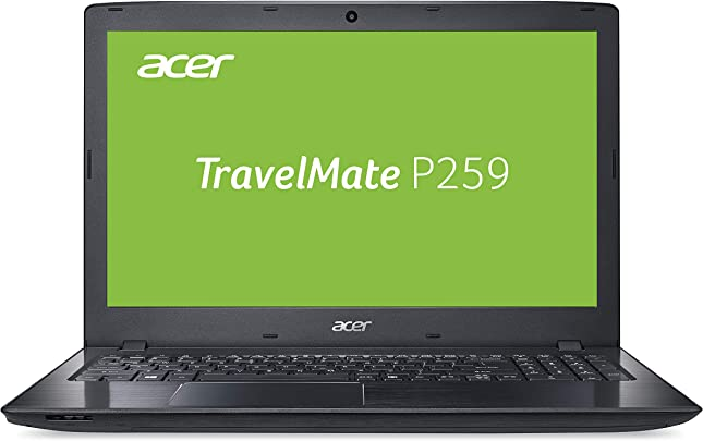 Acer TravelMate P259 TMP259-G2-MG-571X 39 6 cm 15 6 Zoll Full-HD matt Business-Laptop Intel Core i5-7200U 16 GB RAM 256 GB SSD NVIDIA GeForce 940MX Win 10 Pro schwarz Schätzpreis : 400,00 €