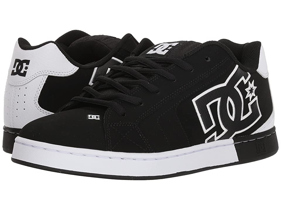 DC Net SE (Black/Black/White) Men