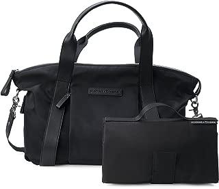 Bugaboo Storksak Nylon Diaper Bag, Black
