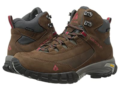 Vasque Talus Trek UltraDrytm (Slate Brown/Chili Pepper) Men