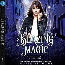 Blazing Magic: Djinn Curse, Book 1