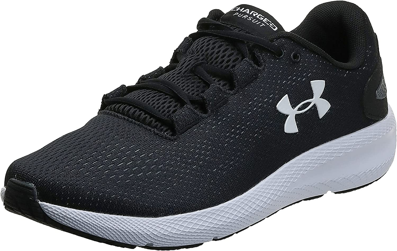 Popular popular Under Jacksonville Mall Armour Men's Charged Pursuit 2 Running Shoe 001 Black W