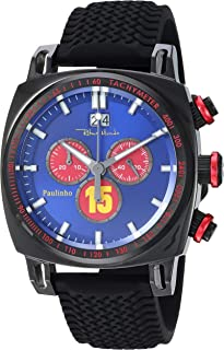 Ritmo Mundo Racer Limited Edition Paulinho Swiss Chronograph Men`s Watch 2221/Paulinho