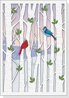 Best bird christmas cards Reviews
