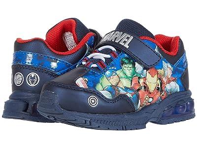 Favorite Characters Avengerstm Lighted Athletic AVS366 (Toddler/Little Kid) (Blue) Boy